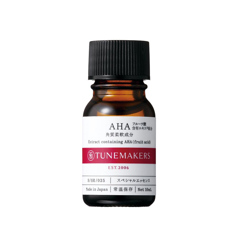 AHA(フルーツ酸)含有エキス